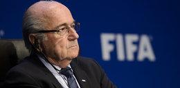Blatter: prezydenci Francji i Niemiec wywierali presję