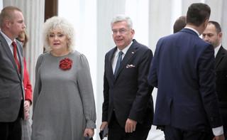 Karczewski: Tusk idzie drogą Lecha Wałęsy