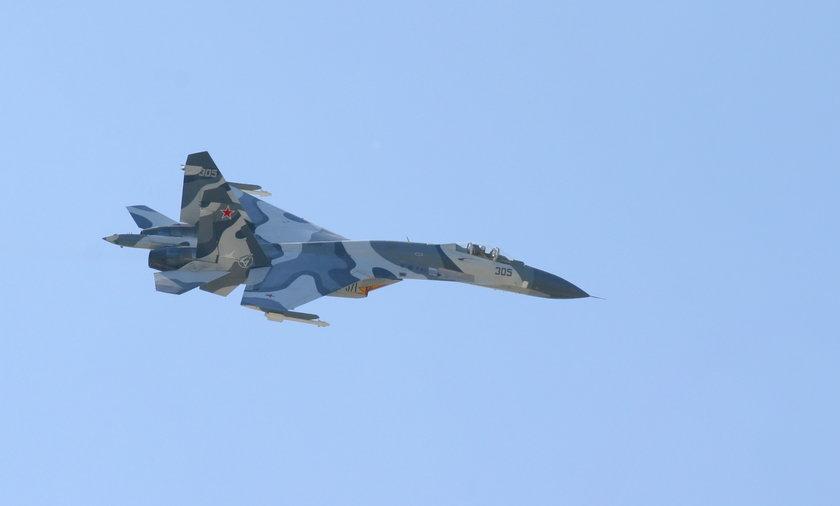 Rosyjskie bombowce nad Bałtykiem