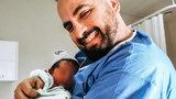 Augustin Egurrola został po raz drugi ojcem