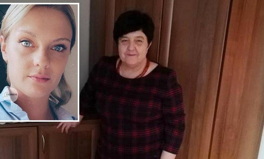 Grażyna Trawicka, mama zaginionej w Szwecji Polki Beaty Ratzman