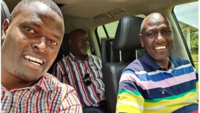 The man DP Ruto's team want to manage 2022 general election amid claims of deep state planning to rig him out