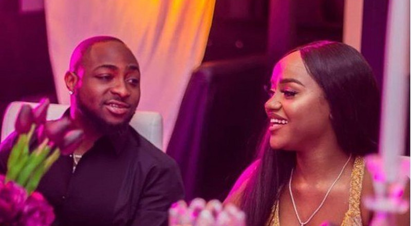 See photos from naming ceremony of Davido's son, David Jr in London