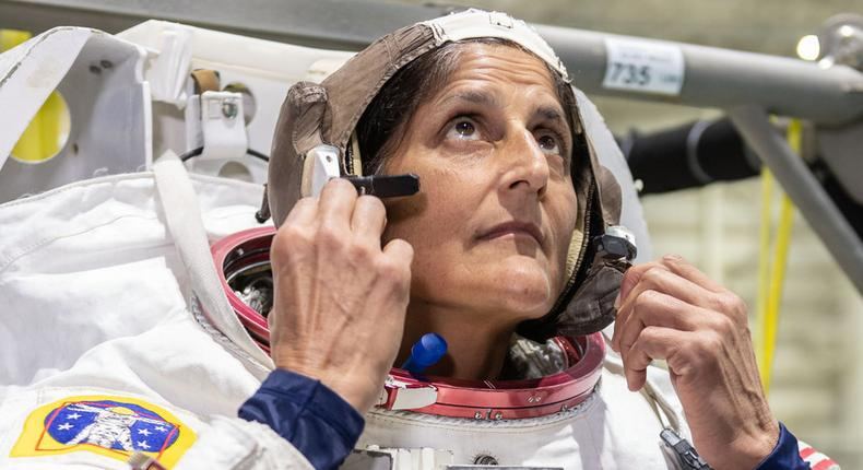 To make it to the moon, women have to escape earth's gender bias