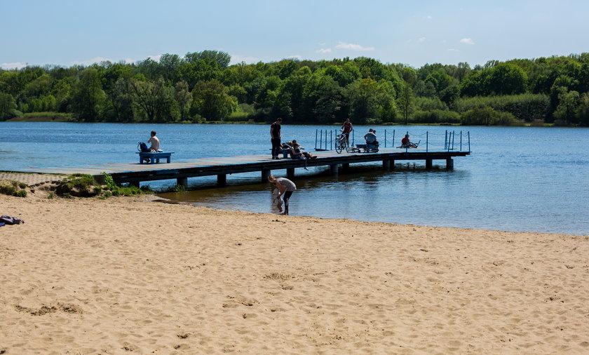 Nowe atrakcje nad jeziorem Rusałka