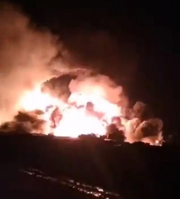 Sirija Turska eksplozija