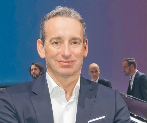 dr Wolf-Stefan Specht, prezes Volkswagen Group Polska  fot. materiały prasowe