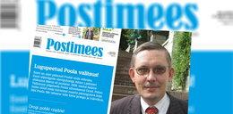 """""""Uważaliśmy Polskę za naszego przyjaciela"""" - mówią rozczarowani Estończycy. Poszło o granicę niemiecko-polską"""