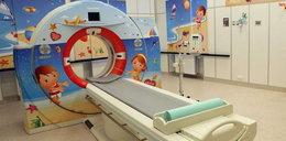Nowy tomograf dla szpitala dziecięcego