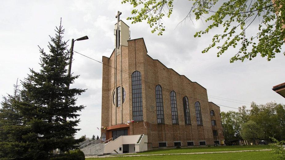 Parafia Matki Bożej Szkaplerznej w Tarnowie