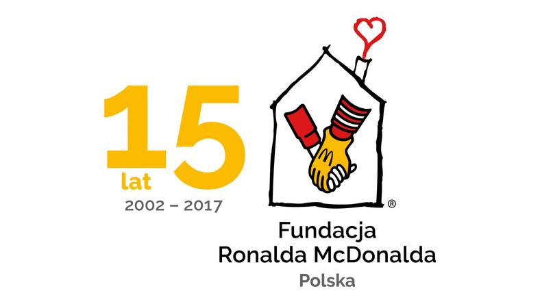 Fundacja Ronalda McDonalda ma już 15 lat