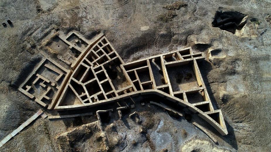 Papież Franciszek w Iraku; starożytne miasto Ur, miejsce urodzin Abrahama