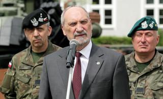 Macierewicz: Wielki sukces sił afgańskich wyszkolonych przez polskie Wojska Specjalne