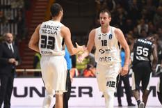 KK Partizan, KK Asevl