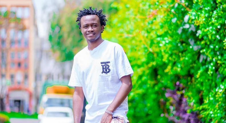 Bahati explains why he blocked his Baby Mama
