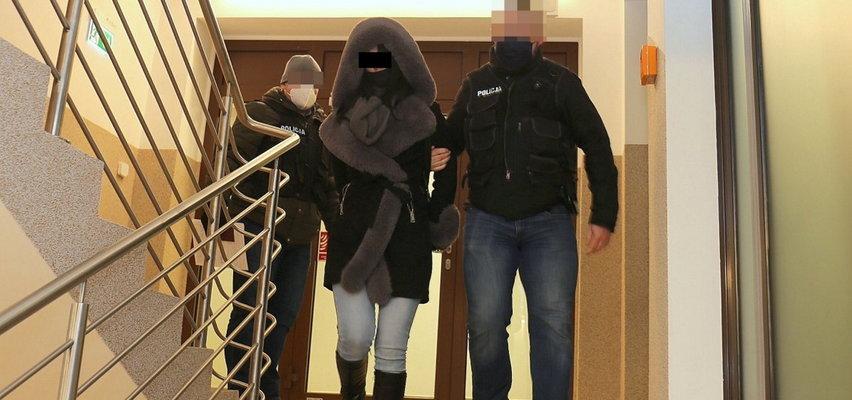 Uciekała przed policją i... Nie uwierzysz, gdzie się schowała