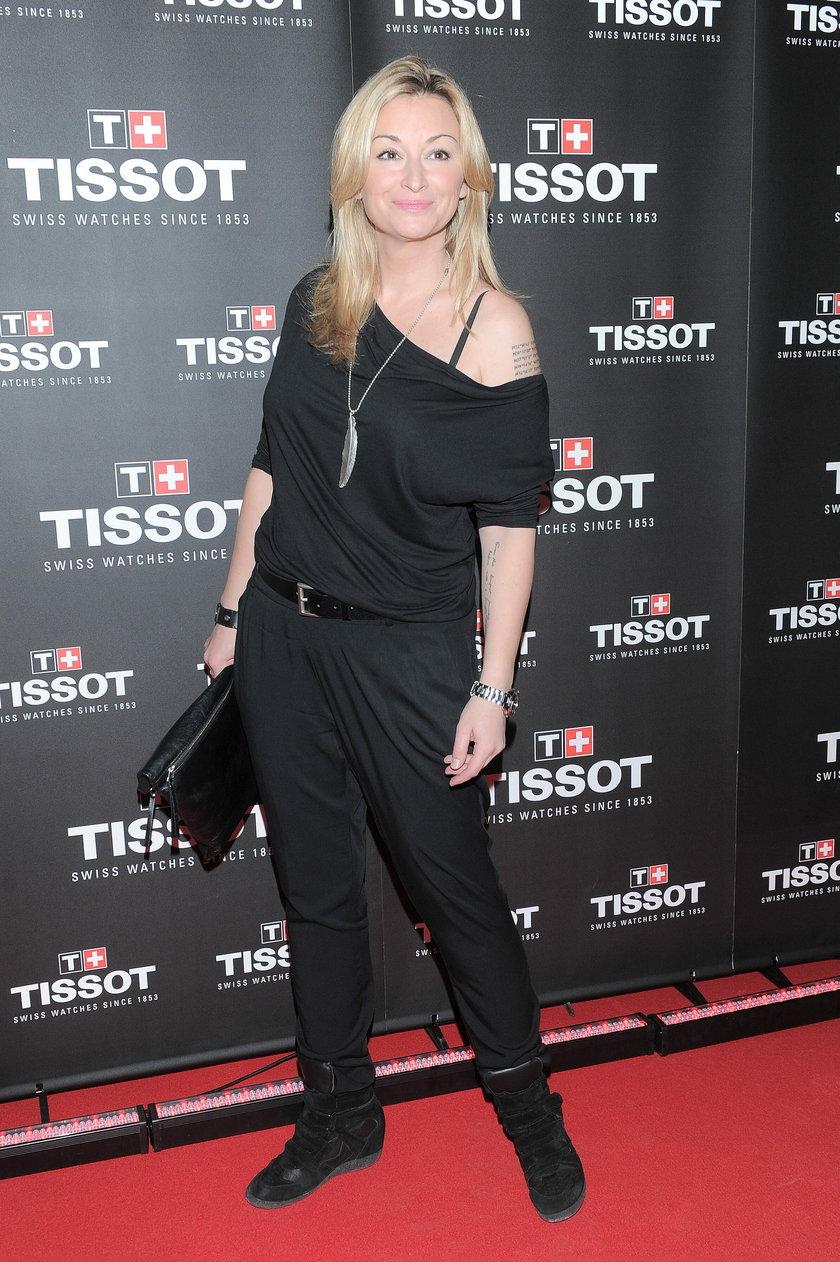 Martyna Wojciechowska Tissot