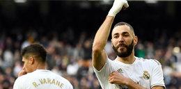Derby Madrytu dla Realu. Zadecydowała bramka Karima Benzemy