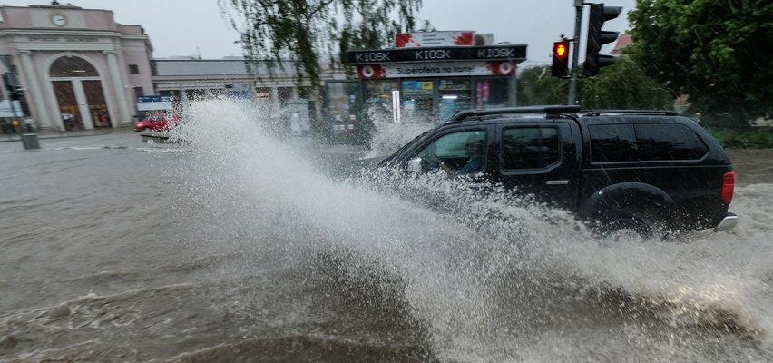 Burze nad Polską, Polska pod wodą - zdjęcia