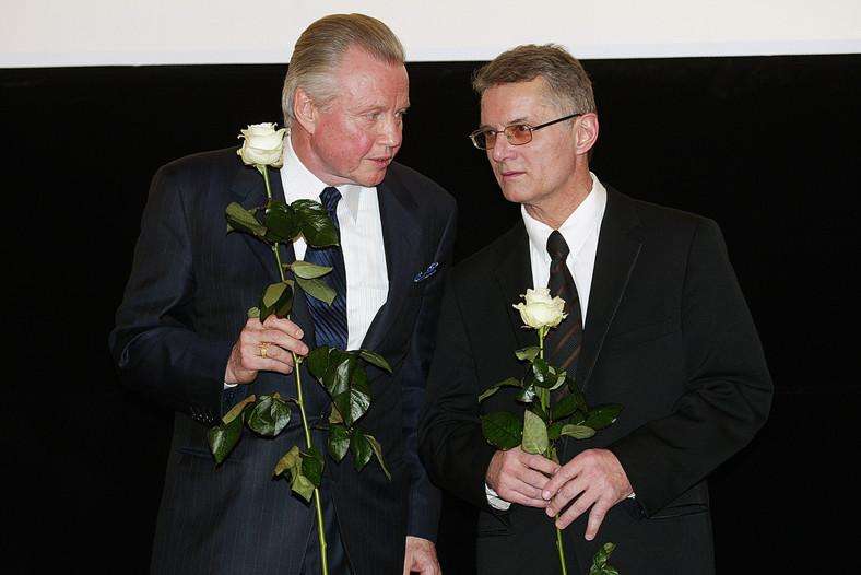 John Voight and Krzysztof Kolberger