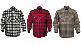 Koszula flanelowa z kevlarem - stylowo i bezpiecznie