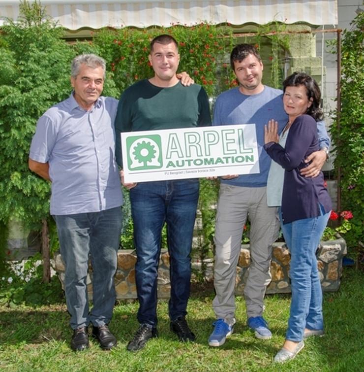 Arpel porodica Citakovic