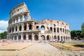 Koronawirus we Włoszech: Po 84 dniach otwarto Koloseum