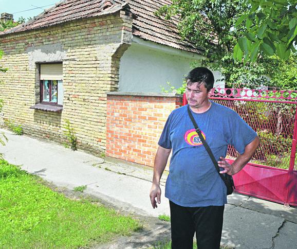 Banatski Dvor: Erne Kovač, očuh ubijene Sabine