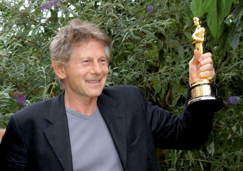 Roman Polański w 2003 roku