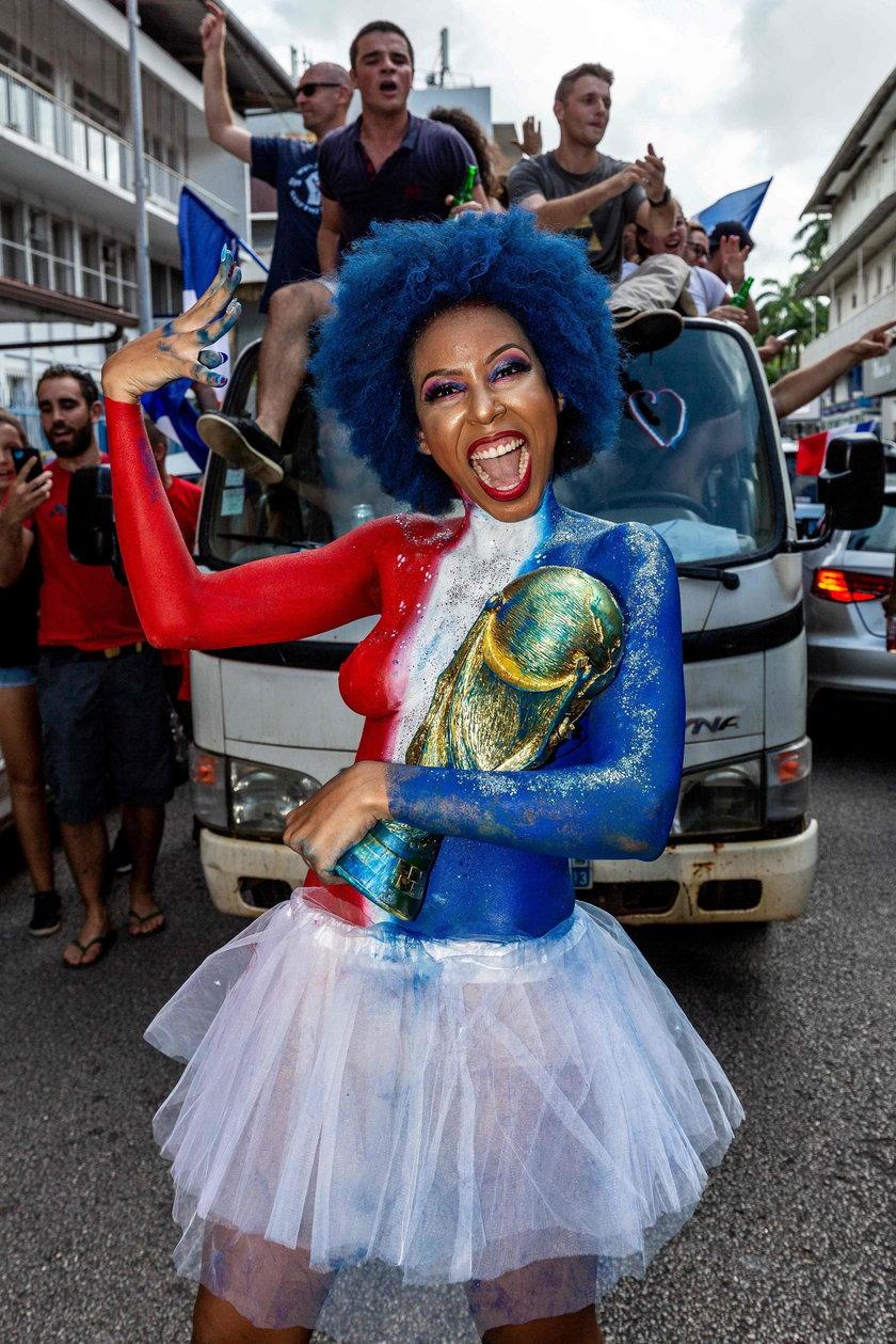 Francja mistrzem świata w piłce nożnej