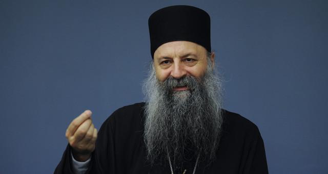 Patrijarh Porfirije vladika