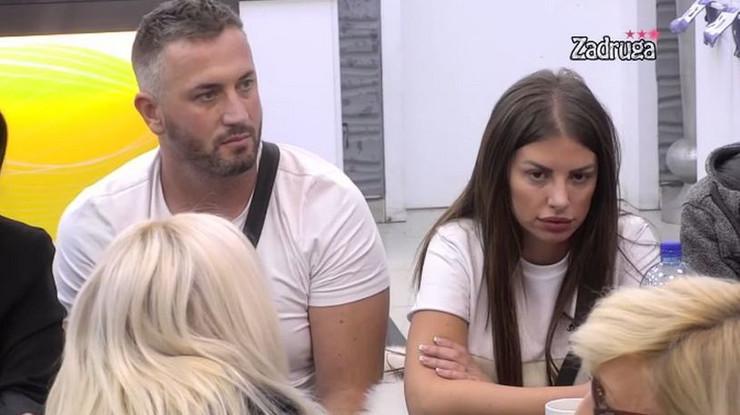 Dragana Mitar i Edis Fetić Edo
