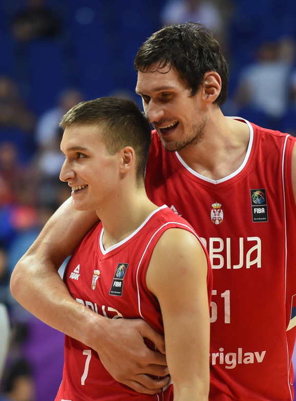 Bogdan Bogdanović i Boban Marjanović