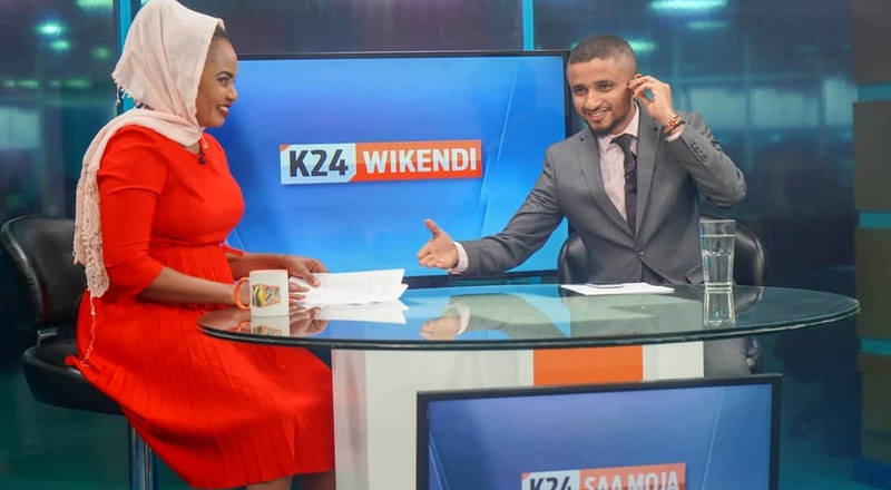 Anchor Ahmed Bhalo breaks silence after exit from K24