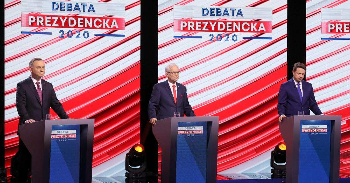 Debata prezydencka w TVP. Kto wygrał? [ZAGŁOSUJ]
