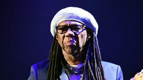 Nile Rodgers z zespołu Chic trafił do szpitala