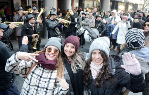 Beograd je u 2018. posetilo za 17 odsto više turista nego godinu ranije, kaže Vesić