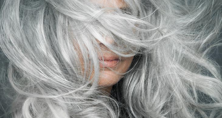Darum werden unsere Haare grau