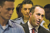 Ramuš Haradinaj haradinaj courtroom foto EPA Fred Ernst  (1)
