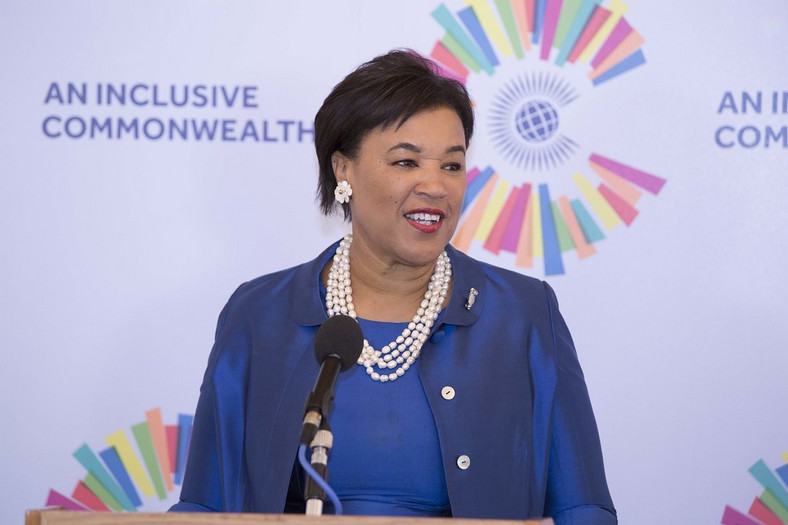 Commonwealth Secretary-General the RT Hon Patricia Scotland. (Flickr)