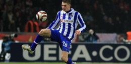 Hertha za słaba dla Polaka