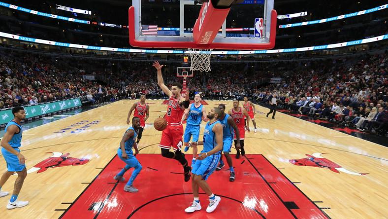 Chicago Bulls - Charlotte Hornets