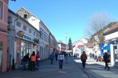 Novi Grad glavna ulica