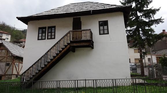 Kuća Vujice Jevđevića