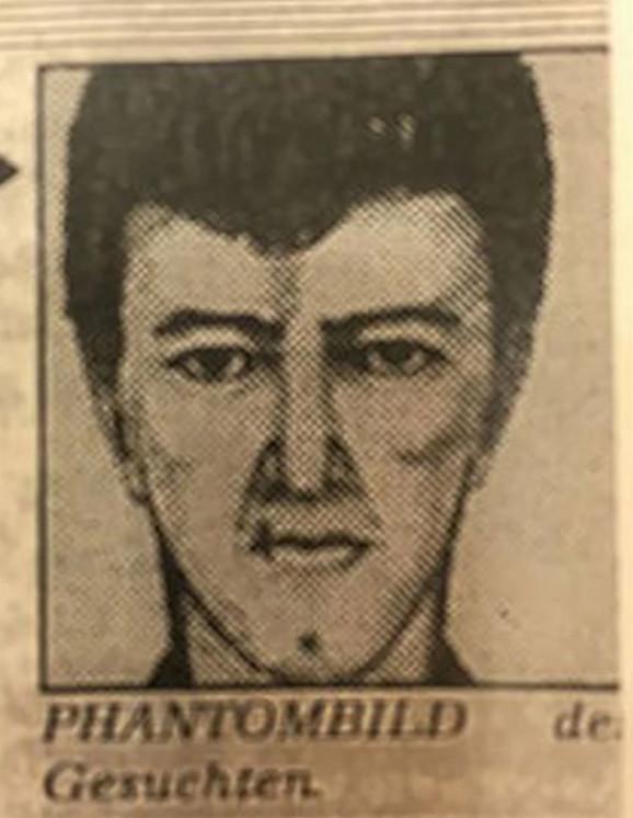 Mediji su davne 1986. godine objavili foto robot ubice homoseksualca