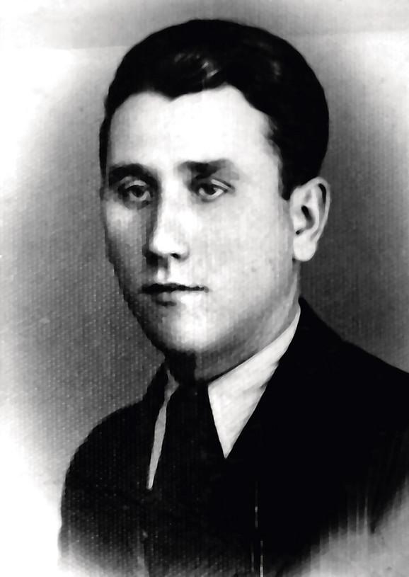 Ranković, slika iz 1940.