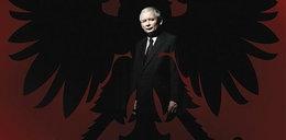 Kaczyński w polskim godle. Kontrowersyjna okładka magazynu