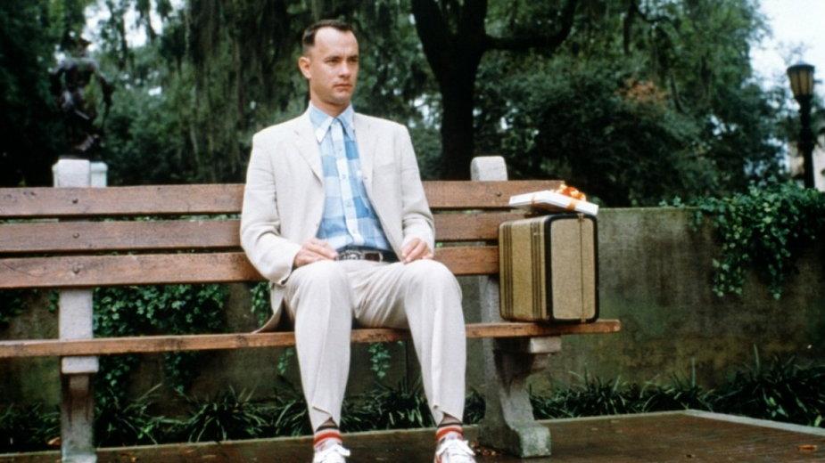 """Forrest Gump"": kadr z filmu"