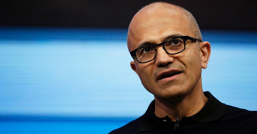 CEO Microsoftu Satya Nadella polecił pracownikom dwie książki do przeczytania po objęciu stanowiska