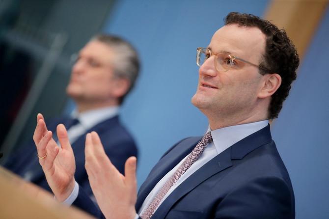 Ministar zdravlje Nemačke Jens Špan